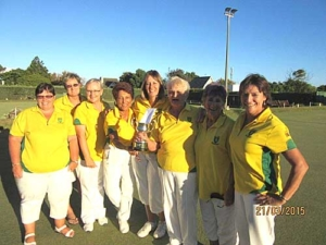Constantia Muter Ladies winners 2015