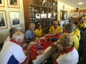England Bowls Lunch 1