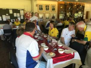 England Bowls Lunch 10