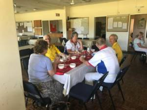 England Bowls Lunch 11