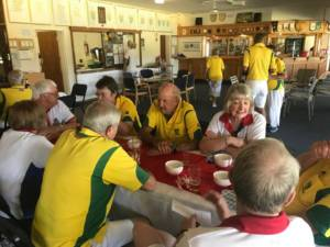 England Bowls Lunch 12