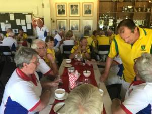 England Bowls Lunch 13
