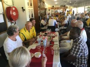 England Bowls Lunch 5