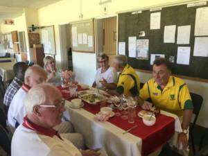 England Bowls Lunch 6