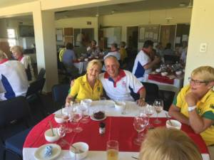 England Bowls Lunch 7