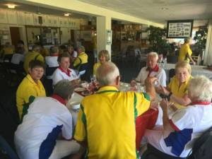England Bowls Lunch 8