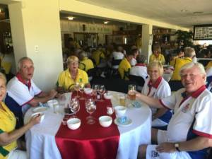 England Bowls Lunch 9